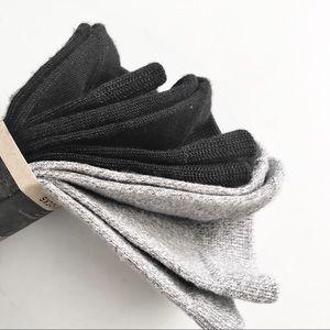 Frye Accessories - Frye Supersoft 3 Pack Crew Socks